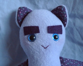 Wobbly Kitty Plush - Ernst