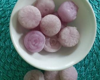 homemade sugar scrub soap
