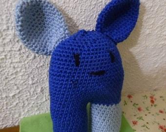 Crochet Bunny blanket