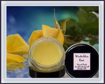 Rose Lemon Vetiver Perfume Fragrance, Solid or Roll-On