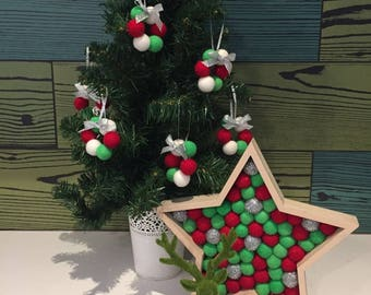Christmas Tree Decorations / Christmas Decorations / Tree Decorations / Christmas Ornaments
