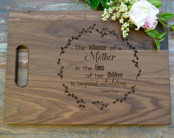 The Influence of a Mother Cutting Board