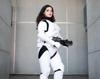 One 8x10 Signed Print: Storm Trooper