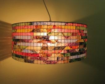 Hanging Pendant Lighting Chandelier Ceiling Light Hanging Light Pendant Lamp Pendant Lighting Lampada Coffee Filter Art