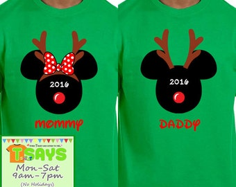 Christmas Disney #4, christmas disney, christmas shirts, disney christmas, disneyworld, disneyland, mickey christmas, minnie christmas