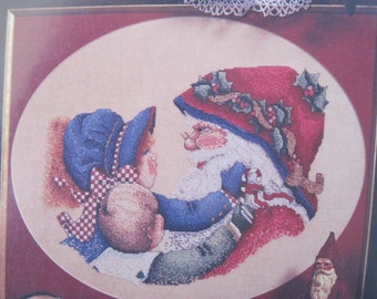 The Magic of Christmas Counted Cross Stitch Pattern