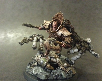 Warhammer Angron Primarch of the World Eaters wargame Horus Heresy,  World Eters