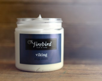 Viking Body Lotion, Avocado and Shea Butter Lotion