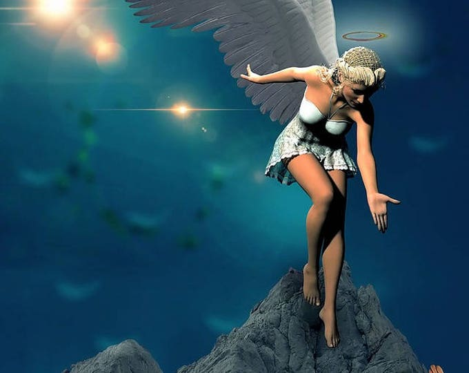 Guardian Angel Reading 15-45 Min Voice Recording