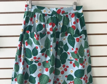Womens Small skirt with pockets