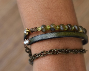 Three Elements Bracelet/Necklace