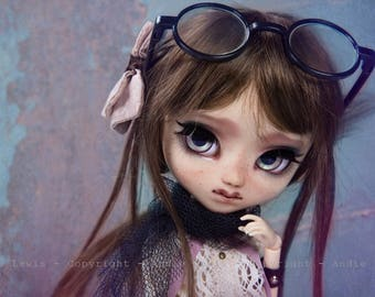 "Tirage simple 10x15cm ""Grunge Style"" - Pullip Isul Dal photographie, doll art collection, impression deco no BJD no Blythe"