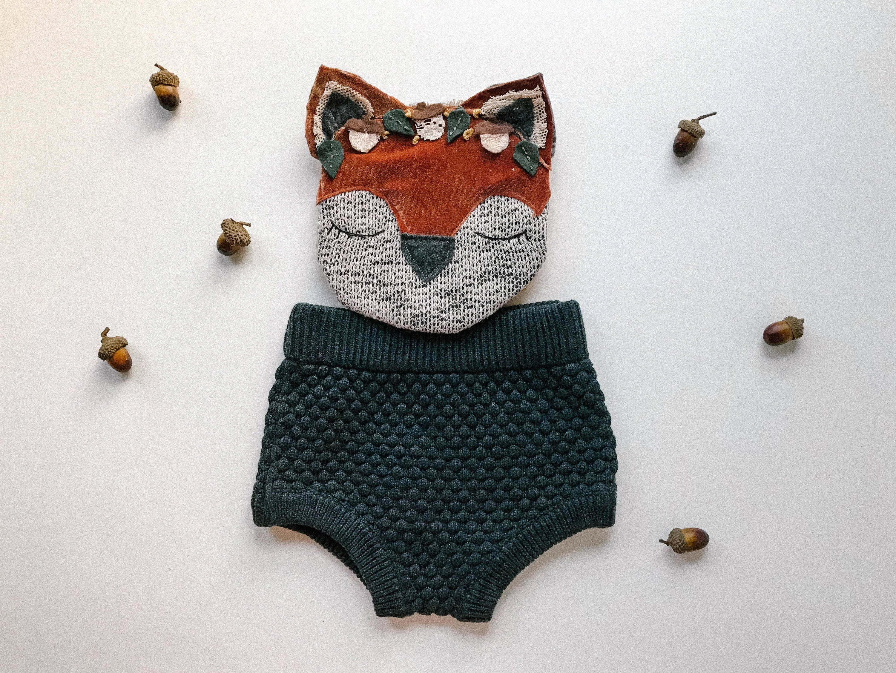 Fox first birthday outfit boy Fox baby costume graphy