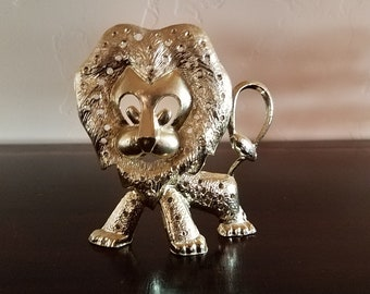 Golden Lion Earring Holder by Torino