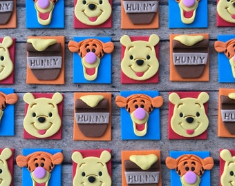 Inspired Winnie the Pooh toppers