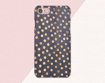 Confetti iPhone Case, Spotted iPhone 7 Case, Dots, iPhone 6 Plus Case, iPhone SE, iPhone 8 Plus, Pretty iPhone Case, 7 Plus, 6S Plus Case
