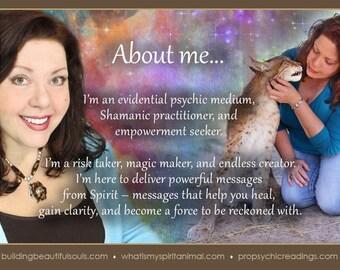 Psychic Mediumship Reading