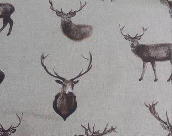 "Canvas natural ""Moose"""