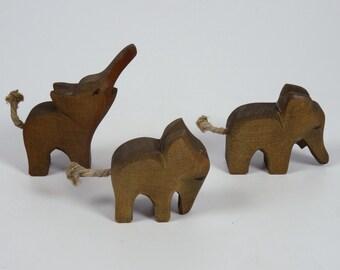 Vintage Elephants by Ostheimer