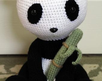 Baby Panda Crochet Pattern