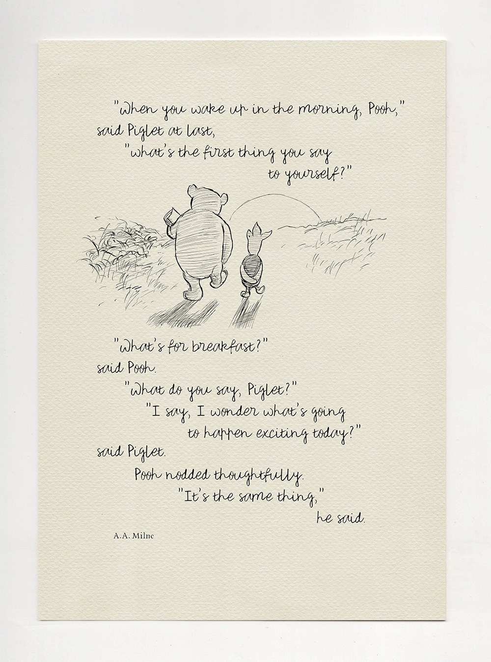 Love Spell Quotes Pooh How Do You Spell Love Winnie The Pooh Quotes