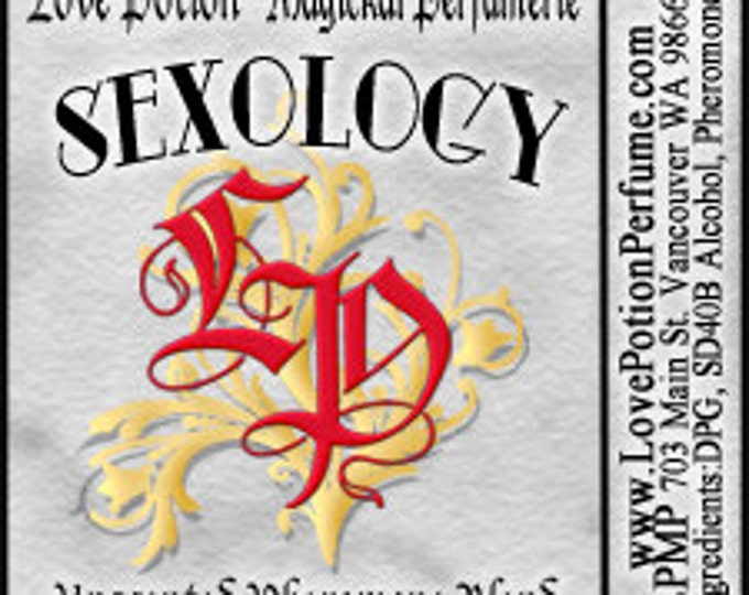 PHEROTINE! Sexology for Women ~ Pheromone Blend - Limited Ed UNscented Pheromone Trials by Love Potion Magickal Perfumerie