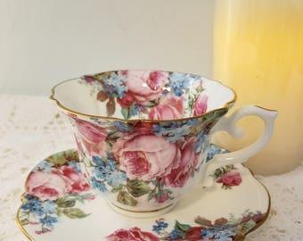 Royal Arden tea cup and saucer