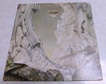 YES Relayer - Vintage Vinyl Record Album - Atlantic SD 18122 - 1974 Porky NM