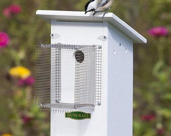 Bird-Safe® Fly Catcher Bird House & Noel Guard