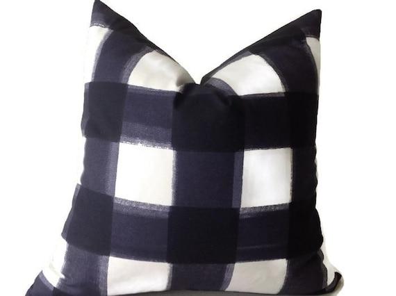 Caitlin Wilson Buffalo Check Pillow Cover Indoor Outdoor