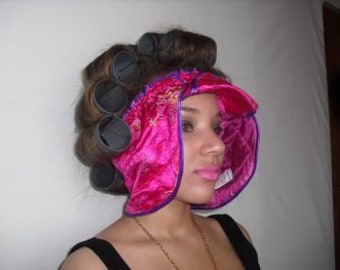Beauty Heat Shield Complete Protection from Hot Hair Dryers