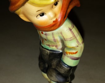 "Goebel Hummel Figurine ""Der Lausbub"" #43 ON SALE"