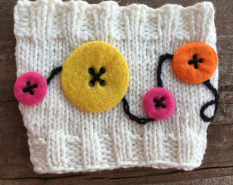 Button Mug Sweater