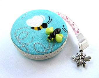 Measuring Tape  Flying Bees Retractable Pocket Tape Measure