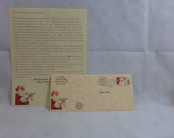 Babies 1st Personalized Letter from Santa