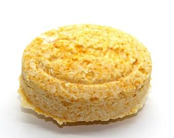 Nourishing&calming shampoo solid bar with mango butter