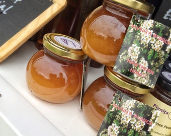 Hawthorn Honey ~ Made in Transylvania ~ Food and Drink ~ Foodie gifts ~ Slow food ~ Handmade