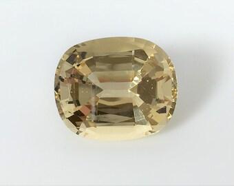 Yellow Beryl, 36.48 carats