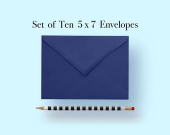 5x7 Navy Blue Envelopes, A7 Navy Blue Envelopes, Navy Blue Envelopes 5 x 7, Navy Blue Envelopes 5x7, Navy Blue Envelopes A7