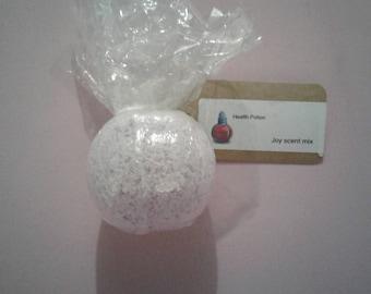 Health potion bath bomb (joy mix)
