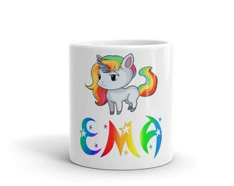 Ema Unicorn Mug
