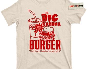 Pulp Fiction 2 Quentin Tarantino Samuel L Jackson Jules Winnfield John Travolta Vincent Vega the Big Kahuna Burger that is a tasty T Shirt