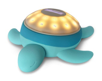 Tick Tock Turtle -Kai- The Kid's Alarm Clock That Does It All