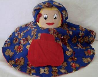 LN Vintage REINHART COLLECTION Goldilocks & Three Bears Storybook Doll