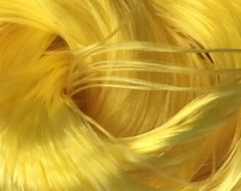 Canary Nylon Doll Hair