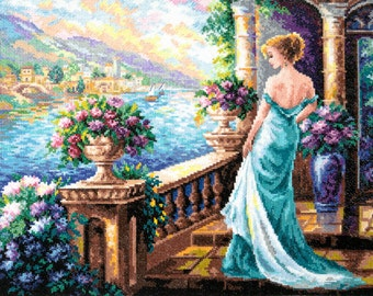 Cross Stitch Kit My goddess