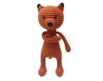 amigurumi fox crochet pattern, crochet fox, amigurumi fox, crochet pattern, amigurumi pattern, stuffed fox, mini fox, forest animal