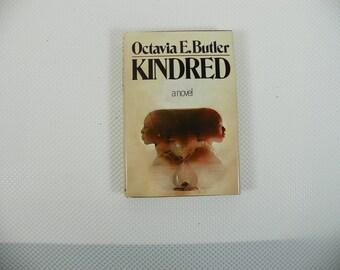 Kindred by Octavia Butler signed