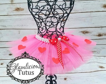 Valentines Day tutu| Valentines tutu| Valentine Tutu | Holiday tutu | newborn- Adult listing
