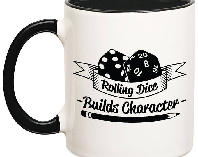 Builds Character Mug